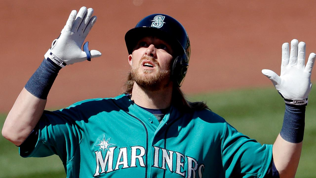 Motter matters with a big day for Mariners
